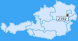 PLZ 2392 Österreich