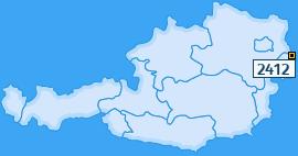 PLZ 2412 Österreich