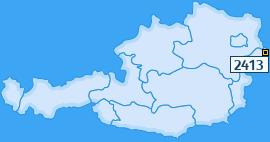 PLZ 2413 Österreich