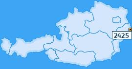 PLZ 2425 Österreich