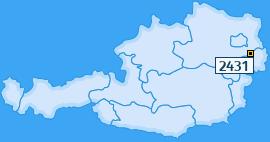 PLZ 2431 Österreich