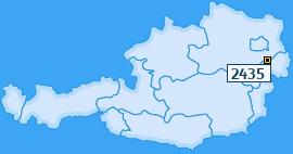 PLZ 2435 Österreich
