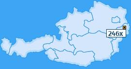PLZ 246 Österreich