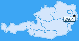 PLZ 2464 Österreich