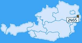 PLZ 2465 Österreich