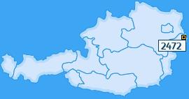 PLZ 2472 Österreich