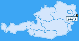 PLZ 2473 Österreich