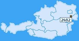 PLZ 2482 Österreich