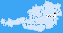 PLZ 25 Österreich
