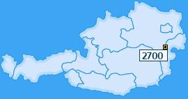 PLZ 2700 Österreich