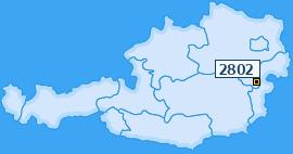 PLZ 2802 Österreich