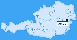 PLZ 2822 Österreich