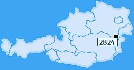 PLZ 2824 Österreich