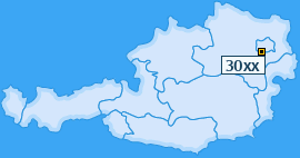 PLZ 30 Österreich