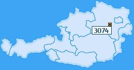 PLZ 3074 Österreich