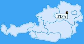 PLZ 3125 Österreich