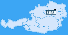 PLZ 3133 Österreich