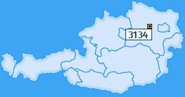 PLZ 3134 Österreich