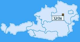 PLZ 320 Österreich