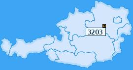 PLZ 3203 Österreich