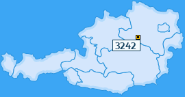 PLZ 3242 Österreich
