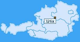 PLZ 326 Österreich
