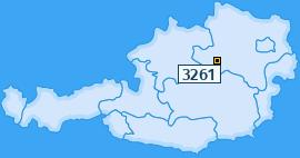 PLZ 3261 Österreich