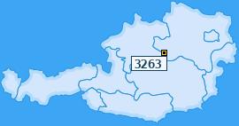 PLZ 3263 Österreich