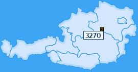 PLZ 3270 Österreich
