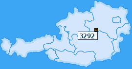 PLZ 3292 Österreich