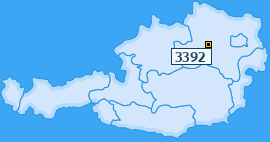 PLZ 3392 Österreich