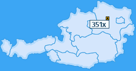 PLZ 351 Österreich