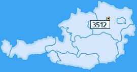 PLZ 3512 Österreich