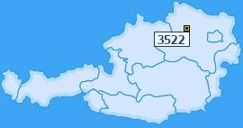 PLZ 3522 Österreich