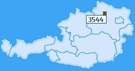 PLZ 3544 Österreich