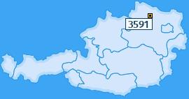 PLZ 3591 Österreich