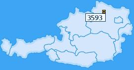 PLZ 3593 Österreich