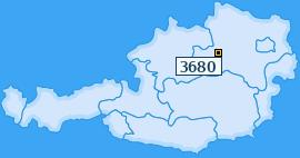 PLZ 3680 Österreich