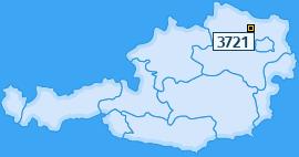 PLZ 3721 Österreich