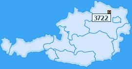 PLZ 3722 Österreich