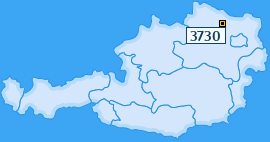PLZ 3730 Österreich