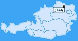 PLZ 3744 Österreich