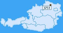 PLZ 3751 Österreich