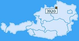 PLZ 3920 Österreich