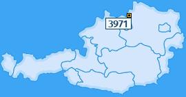 PLZ 3971 Österreich