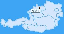 PLZ 4181 Österreich