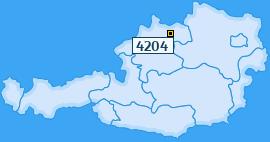 PLZ 4204 Österreich