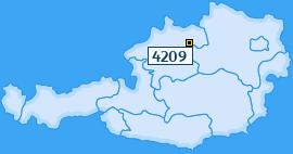 PLZ 4209 Österreich
