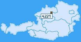 PLZ 4221 Österreich