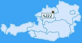 PLZ 4222 Österreich